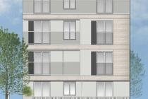Novogradnja na Voždovcu - Tikveška 28