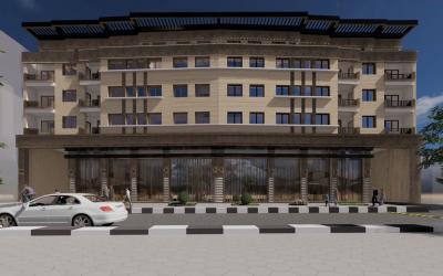 Rezidencijalni kompleks Branko Pešic - Novogradnja Beograd Zemun