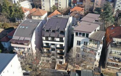 Jove Ilića 116 - Novogradnja Beograd Voždovac