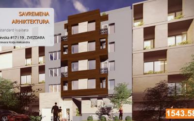 Podujevska 17-19 - Novogradnja Zvezdara Uciteljsko naselje