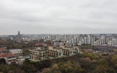 Sky Home - Novogradnja Beograd Bežanijska Kosa 7