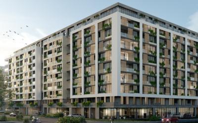 Novi stambeno-poslovni kompleks na Novom Beogradu