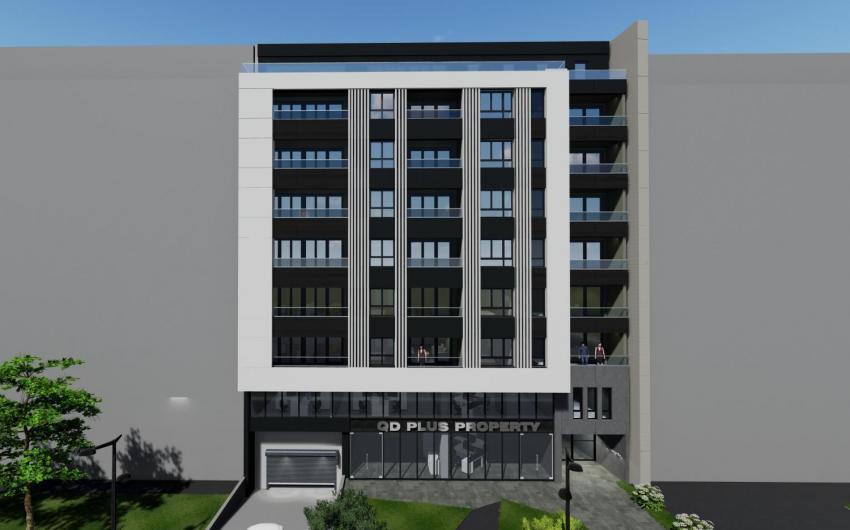 Južni bulevar 80 - Novogradnja Beograd Vračar