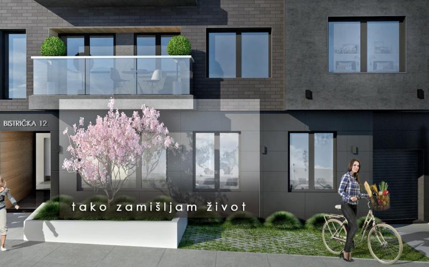 Bistrička 12 - Novogradnja Beograd Palilula
