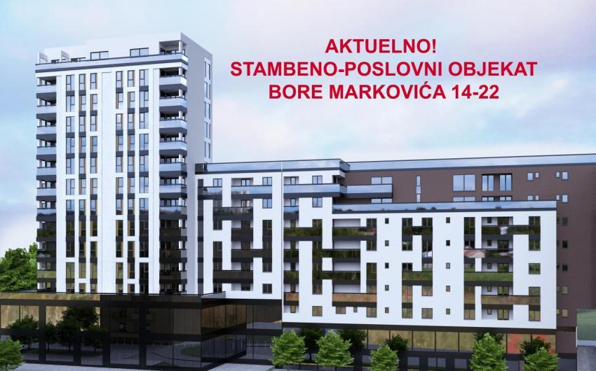 Bore Markovića 14-22 - Novogradnja Beogrd Banovo Brdo 5