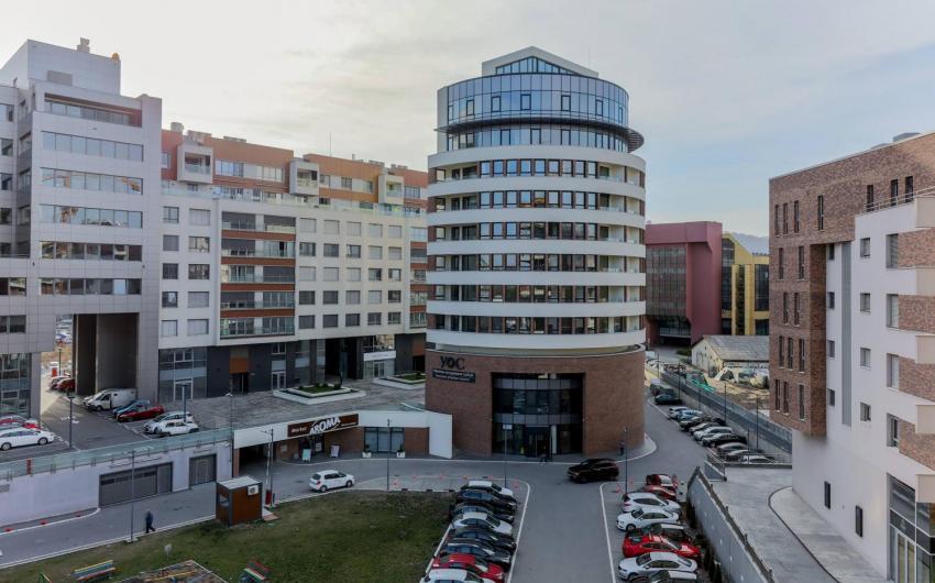 Kula Trešnjin Cvet - Novogradnja Novi Beograd Blok 11a