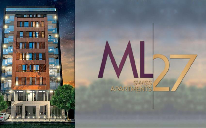 ML 27 - Swiss Apartments - Novogrdanja Vračar Južni bulevar