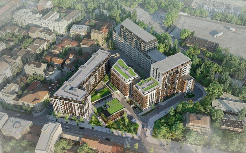 Novi Dorćol - Novogradnja Beograd Dorćol 7
