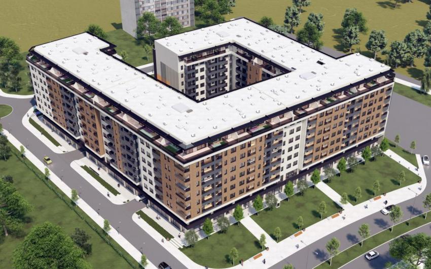 Park Vila Residence - Novogradnja Beograd Voždovac 2