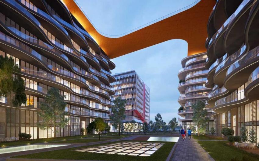 Skygarden Belgrade