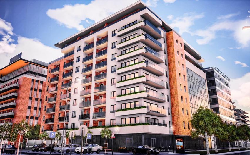 SQUARE 43 - Novogradnja Novi Beograd Blok 43 3