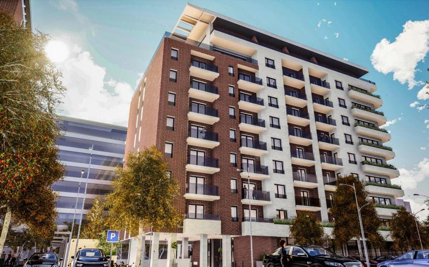 SQUARE 43 - Novogradnja Novi Beograd Blok 43 4