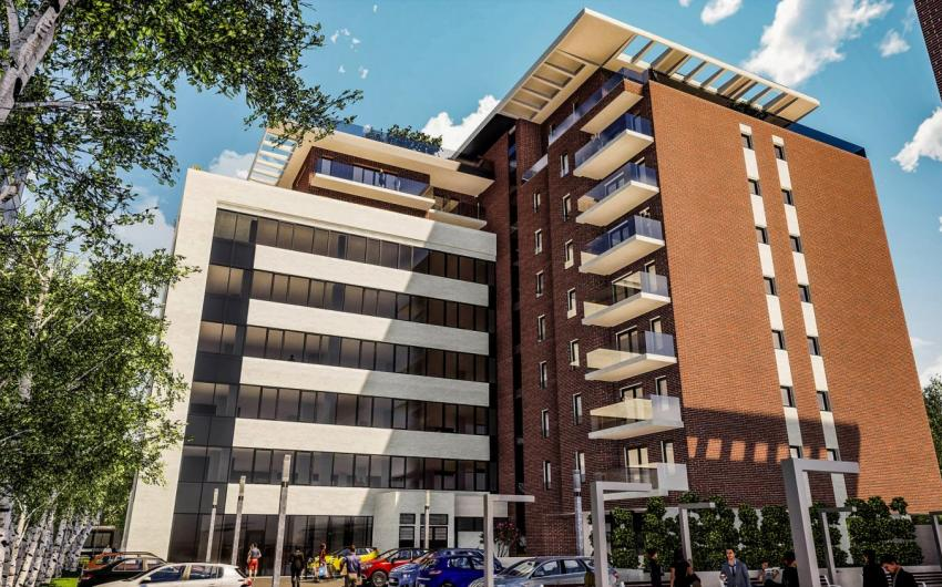 SQUARE 43 - Novogradnja Novi Beograd Blok 43 5
