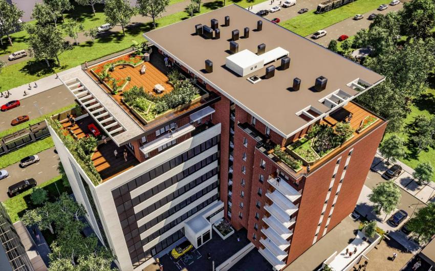 SQUARE 43 - Novogradnja Novi Beograd Blok 43 7