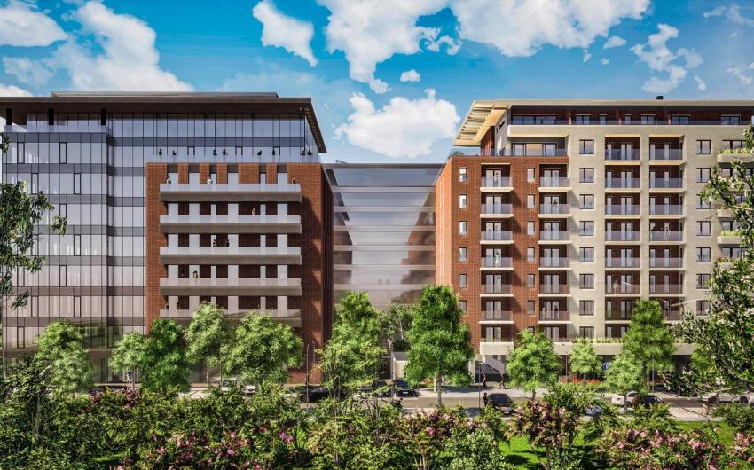 SQUARE 43 - Novogradnja Novi Beograd Blok 43 8